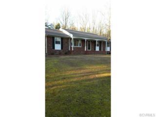 3280  Black Creek Drive  , Mechanicsville, VA 23111 (MLS #1510617) :: Exit First Realty