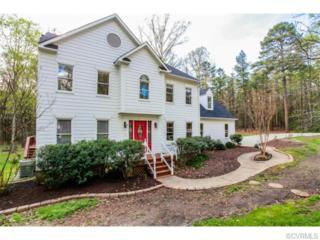 1835  Rock Point Drive  , Powhatan, VA 23139 (MLS #1510783) :: Richmond Realty Professionals