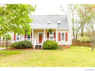 7414  Kelshire Trace  , Mechanicsville, VA 23111 (MLS #1510786) :: Exit First Realty