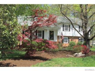 1715  Gately Drive  , Henrico, VA 23238 (MLS #1510832) :: Exit First Realty