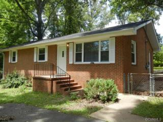4100  Treely Road  , Chesterfield, VA 23831 (MLS #1510923) :: Exit First Realty