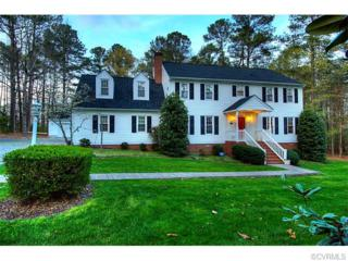 12712  Sawdust Drive  , Henrico, VA 23059 (MLS #1511004) :: Exit First Realty