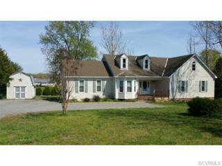 1716  Dorset Road  , Powhatan, VA 23139 (MLS #1511023) :: Exit First Realty