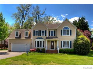 8806  Thornton Heath Drive  , Chesterfield, VA 23832 (MLS #1511479) :: Exit First Realty