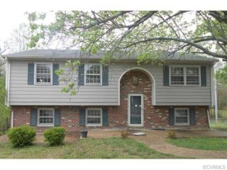 16404  Chinook Drive  , Chesterfield, VA 23803 (MLS #1511508) :: Exit First Realty