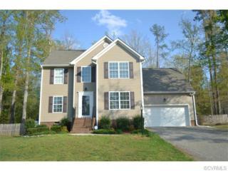 5631  Buckhunt Lane  , New Kent, VA 23124 (MLS #1511739) :: Exit First Realty