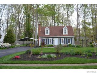5413  Rollingway Road  , Chesterfield, VA 23832 (MLS #1511922) :: Exit First Realty