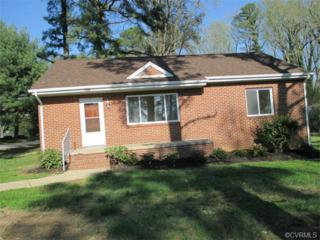 7501  Hopkins Road  , North Chesterfield, VA 23237 (MLS #1511928) :: Exit First Realty