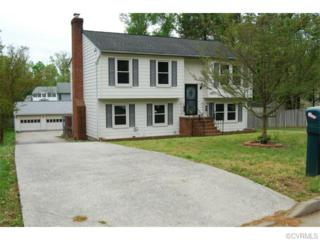 1503  Northbury Avenue  , Henrico, VA 23231 (MLS #1512842) :: Exit First Realty