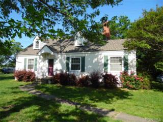 4805  Millers Lane  , Henrico, VA 23231 (MLS #1513594) :: Exit First Realty