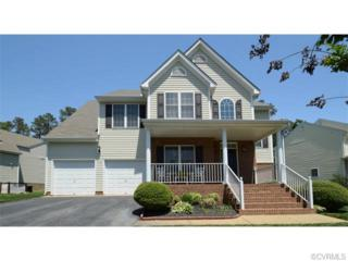 8719  Torrey Pines Drive  , Chesterfield, VA 23832 (MLS #1513769) :: Exit First Realty