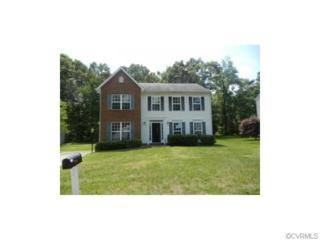 519  Green Orchard Drive  , Chesterfield, VA 23836 (MLS #1513964) :: Exit First Realty