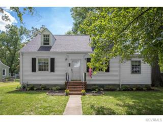 5 N Battery Street  , Highland Springs, VA 23075 (MLS #1514138) :: Exit First Realty