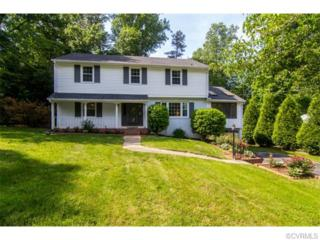 524  Williamsdale Drive  , North Chesterfield, VA 23235 (MLS #1514236) :: Exit First Realty