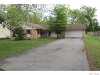 3821  Lake Hills Road  , North Chesterfield, VA 23234 (MLS #1514243) :: Richmond Realty Professionals