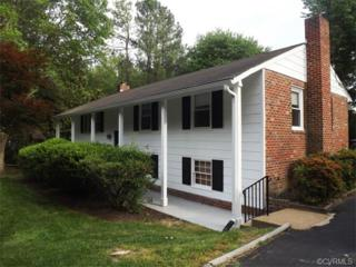 9501  Redington Drive  , Chesterfield, VA 23235 (MLS #1514344) :: Exit First Realty