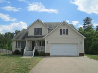6937  Lake Caroline Drive  , Chesterfield, VA 23832 (MLS #1514515) :: Richmond Realty Professionals