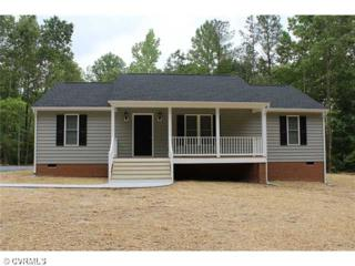 0  Acquinton Church Road  , King William, VA 23086 (MLS #1514670) :: Exit First Realty