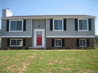 307  Cloverfield Lane  , Henrico, VA 23223 (MLS #1514741) :: Exit First Realty