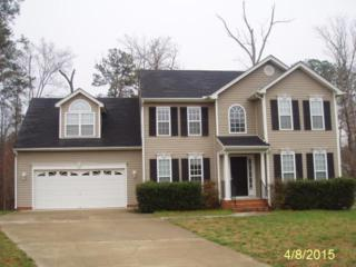 6625  Manassas Drive  , Chesterfield, VA 23832 (MLS #1514873) :: Exit First Realty