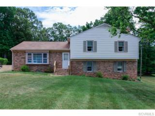 6361  Lakeway Drive  , Mechanicsville, VA 23111 (MLS #1514879) :: Exit First Realty