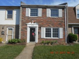 4712  Brimley Place  4712, North Chesterfield, VA 23234 (MLS #1514910) :: Exit First Realty