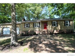 1704  Florence Avenue  , Chester, VA 23836 (MLS #1514922) :: Exit First Realty