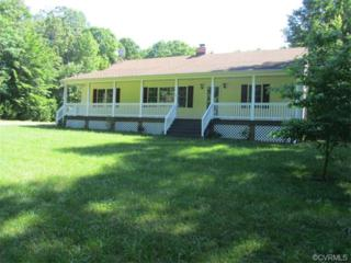 13202  Cross County Road  , Louisa, VA 23117 (MLS #1514957) :: Exit First Realty