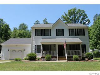 9750  Essex Hills Road  , New Kent, VA 23124 (MLS #1515036) :: Exit First Realty