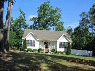 5762  Buck Hunt Lane  , New Kent, VA 23124 (MLS #1515262) :: Exit First Realty