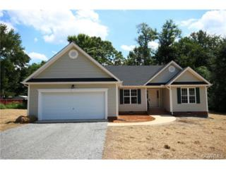 7220  Grant Drive  , Mechanicsville, VA 23111 (MLS #1409888) :: Exit First Realty
