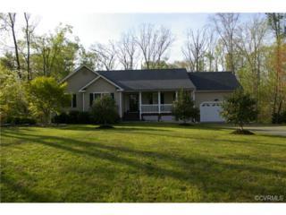 256  Parkwood Drive  , Aylett, VA 23009 (MLS #1411604) :: Exit First Realty