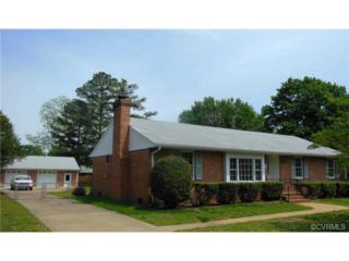 7950  Colony Drive  , Mechanicsville, VA 23111 (MLS #1413043) :: Exit First Realty
