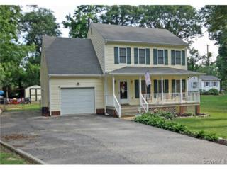 4829  Jaymont Drive  , North Chesterfield, VA 23237 (MLS #1417618) :: Exit First Realty