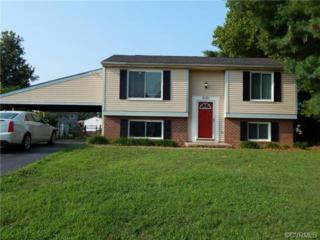 5101  Meadows Run  , Henrico, VA 23223 (MLS #1418759) :: Exit First Realty