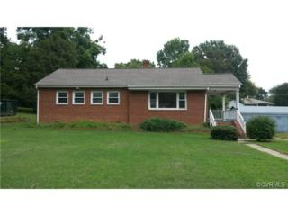 7511  Moss Side Avenue  , Richmond, VA 23227 (MLS #1422287) :: Exit First Realty