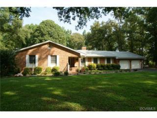 7429  Walnut Grove Road  , Mechanicsville, VA 23111 (MLS #1423199) :: Exit First Realty