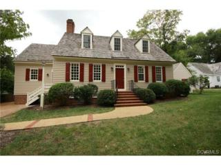 9613  Cole Mill Road  , Chesterfield, VA 23237 (MLS #1425106) :: Exit First Realty
