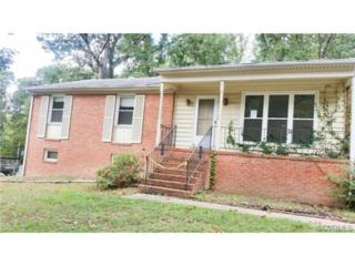 3008  Cicero Parkway  , Chester, VA 23831 (MLS #1425656) :: Exit First Realty