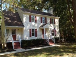 9246  Castle Tower Place  , Mechanicsville, VA 23116 (MLS #1429039) :: Exit First Realty