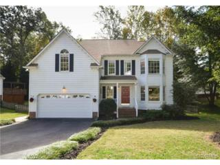 9293  Kings Charter Drive  , Mechanicsville, VA 23116 (MLS #1429226) :: Exit First Realty