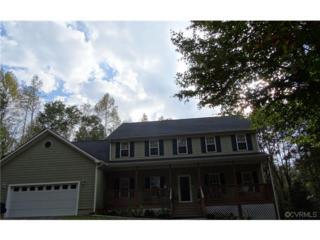 6506  Parrish Road  , New Kent, VA 23140 (MLS #1429255) :: Exit First Realty