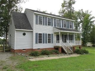 9506  Deerlake Drive  , New Kent, VA 23124 (MLS #1430451) :: Exit First Realty