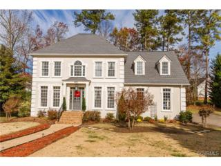 9178  Ruth Wood Court  , Mechanicsville, VA 23116 (MLS #1431422) :: Exit First Realty