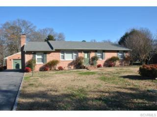 7384  Park Drive  , Mechanicsville, VA 23111 (MLS #1432650) :: Exit First Realty