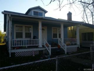 5203  Blue Ridge Avenue  , Richmond, VA 23231 (MLS #1433073) :: Exit First Realty