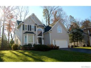 9311  Kings Charter Drive  , Mechanicsville, VA 23116 (MLS #1433111) :: Exit First Realty