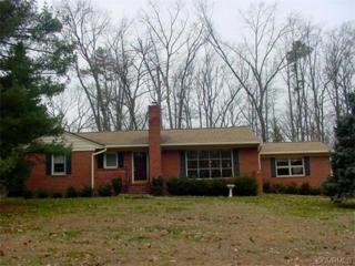 8222  Whittington Drive  , North Chesterfield, VA 23235 (MLS #1501480) :: Exit First Realty