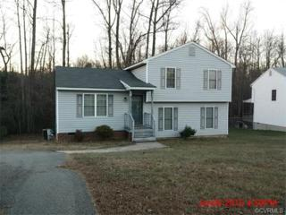 6830  Hedges Road  , North Chesterfield, VA 23224 (MLS #1502090) :: Exit First Realty