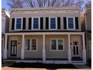 1229 N 27th Street  , Richmond, VA 23223 (MLS #1504047) :: Exit First Realty